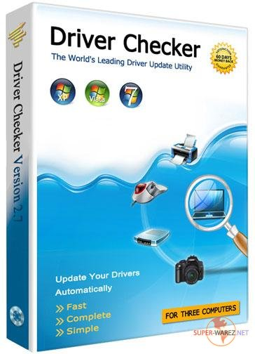 Driver Checker v 2.7.4 Datecode 20110114