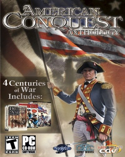 American Conquest Anthology (2002-2006/RUS/RePack by ZLoU_OXPaHHuK)