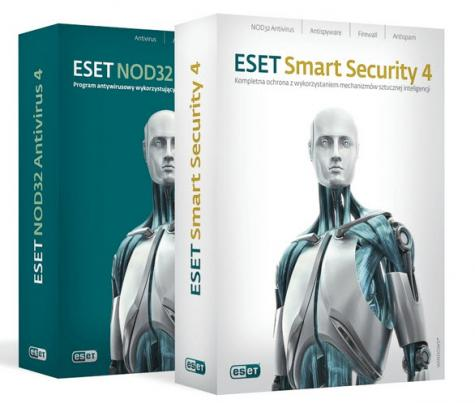 ESET Smart Security + NOD32 Antivirus 4.2.71.3 Final Rus
