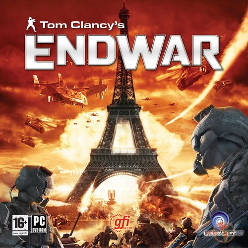 Tom Clancy's EndWar (2009/RUS/RePack)