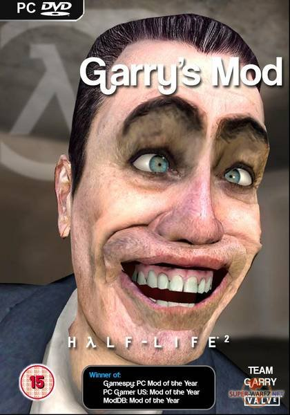 The Revolution garrys mod v 1.0.1.0 (2011/RUS/ENG/Repack)