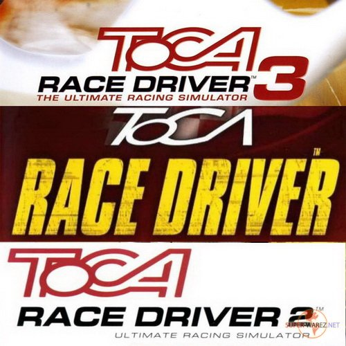 ToCA Race Driver - Трилогия (2006/RUS/RePack by R.G.Catalyst)
