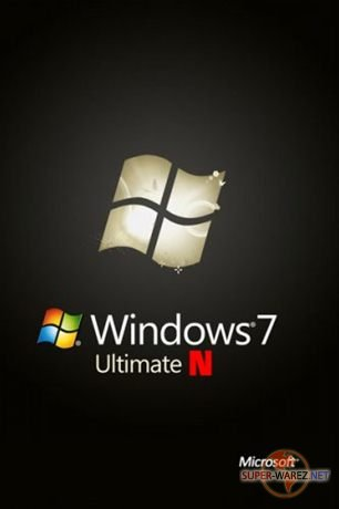 Windows 7 Ultimate N with Service Pack 1 (x64/ENG/2011)