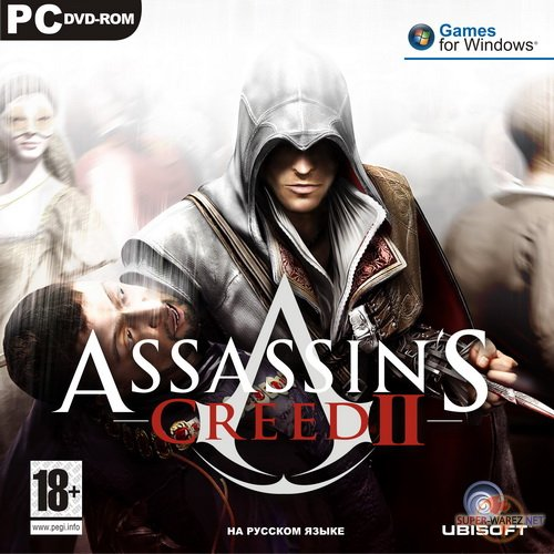 Assassin's Creed 2 + Mod Pack (2010/RUS/RePack by N-torrents)