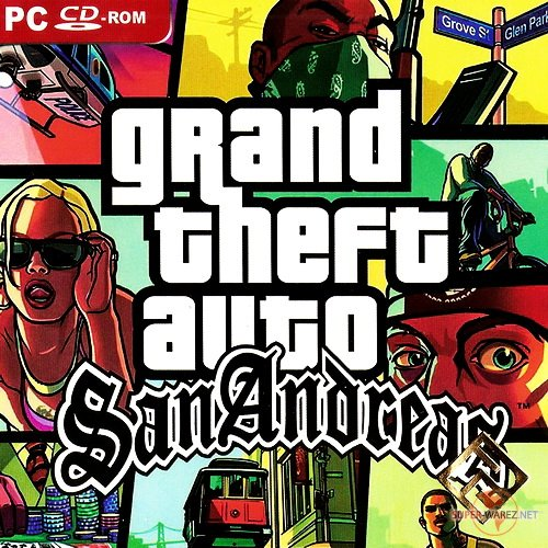 GTA San Andreas B-13 NFS (2011/RUS/ENG/RePack by R.G.Packers)
