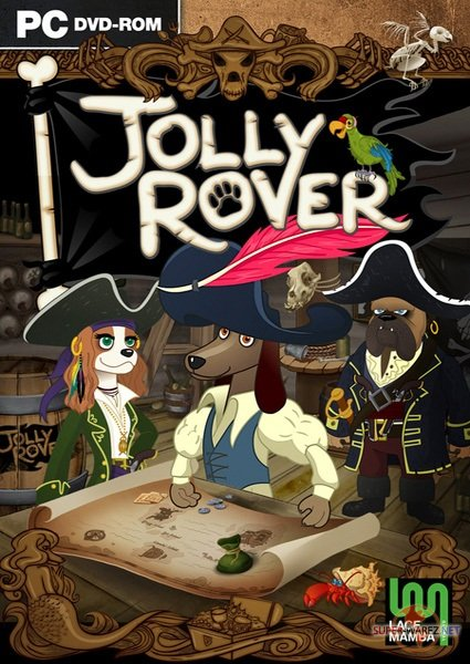 Jolly Rover - Special Edition (2011/ENG)