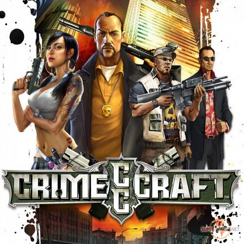 CrimeCraft + BleedOut (2010/RUS/ENG/RePack by R.G.Repackers)