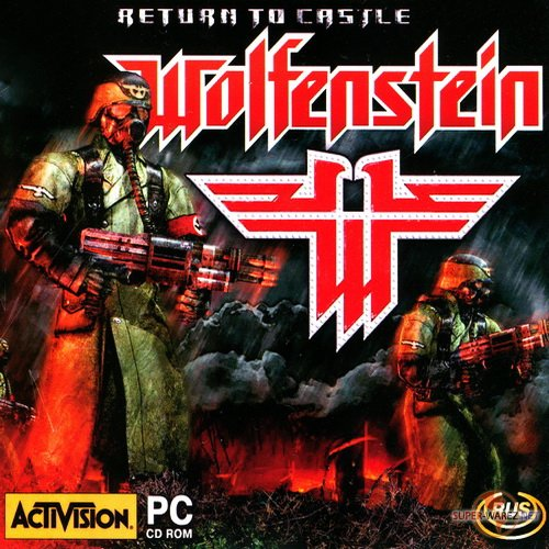 Return to Castle Wolfenstein [+Mods] (2001/RUS/ENG/RePack)
