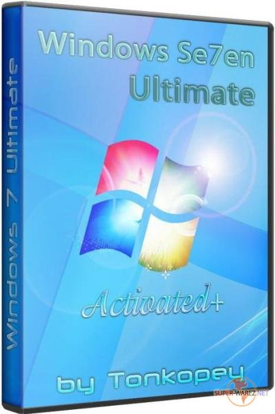 Windows 7 Ultimate SP1 English (x86/x64) by Tonkopey