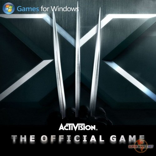X-Men: The Official Game (2006/RUS/ENG/RePack)