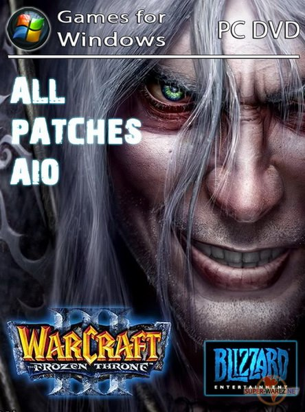 Все патчи для Warcraft 3: The Frozen Throne (2011/RUS/ENG/ADDON Pack)