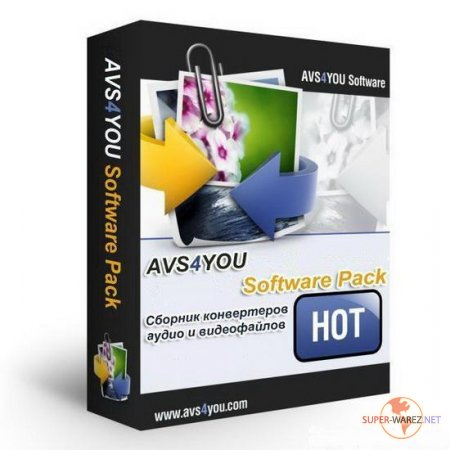AVS4YOU Software 2011 11x1 Portable