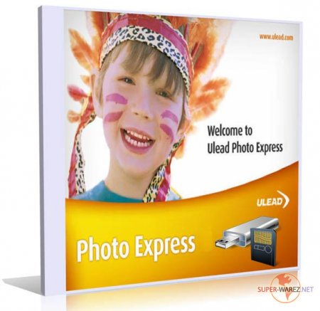 Ulead Photo Express v 6.0 Portable