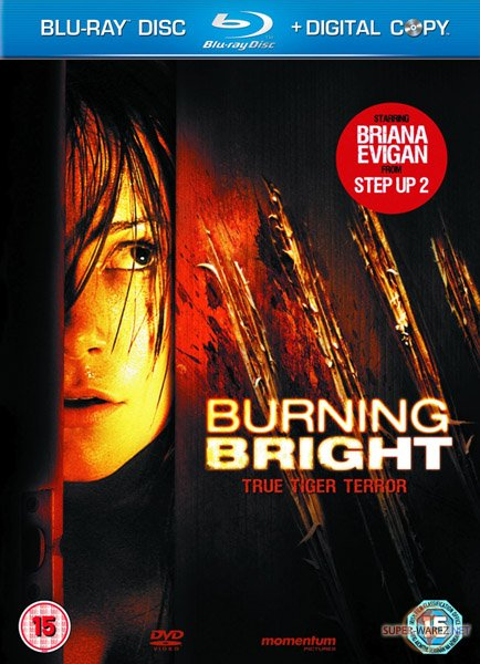 Во власти тигра / Burning Bright (2010/HDRip)