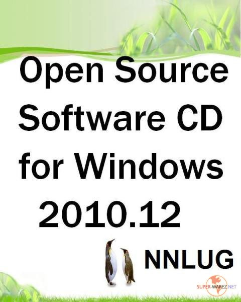 Open Source Software CD for Windows 2010.12