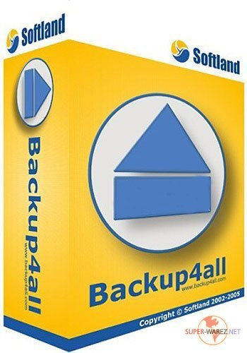 Backup4all Professional 4.5 Build 245