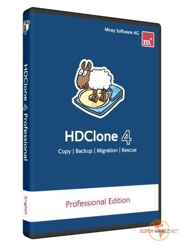 HDClone Professional Edition 4.0.4