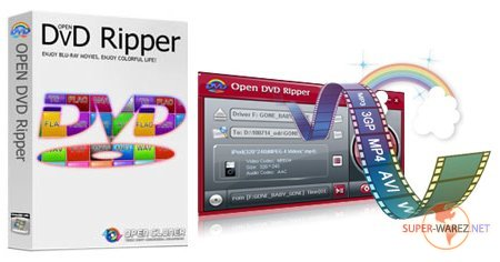 Open DVD Ripper v2.01 build 433 Portable