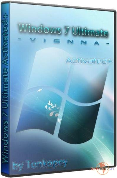 Windows 7 Ultimate SP1 Украинская (x86/x64) от 03.04.2011 by Tonkopey