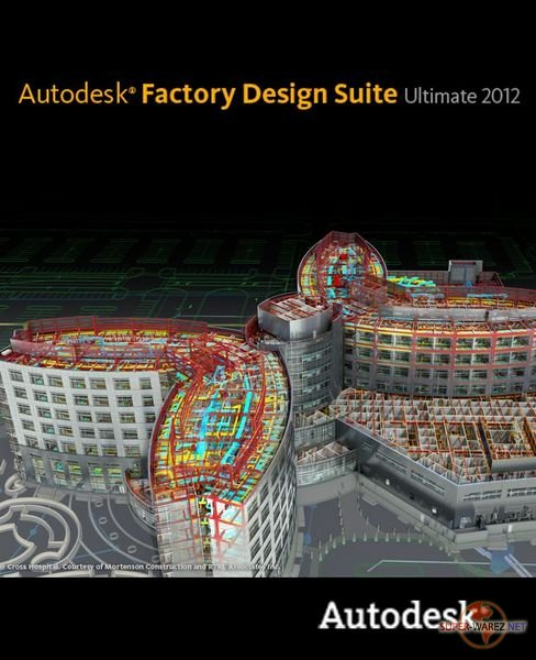 Autodesk Factory Design Suite Ultimate 2012 (2011/ENG/x32 x64)