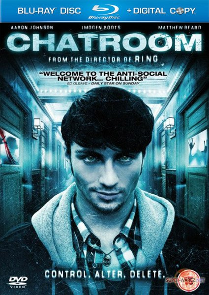 Чат / Chatroom (2010/HDRip)