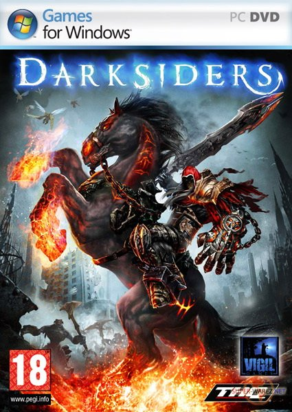 Darksiders: Wrath of War (3хDVD5) (2010/RUS/ENG/Multi6/Full/RePack)