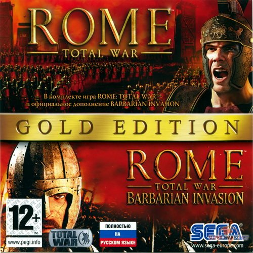 Rome: Total War - Gold Edition (2006/RUS/RePack)