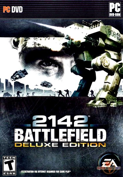 Battlefield 2142 Deluxe Edition 1.51 (2007/RUS/ENG/RePack by Demon777)