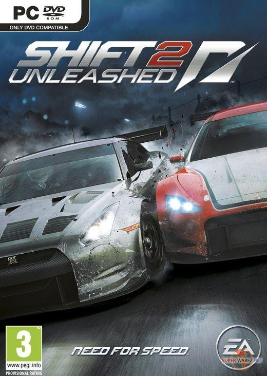 Need for Speed Shift 2 Unleashed [v.1.01] (2011/RUS/ENG/RePack by Ultra)