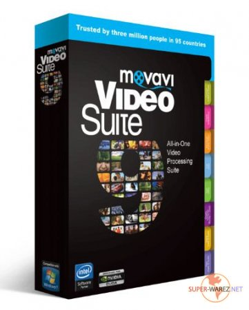 Movavi Video Suite v 9.4 (Eng/Rus)