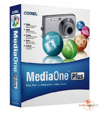 Corel MediaOne Plus v 2.00 Portable