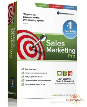 Palo Alto Sales and Marketing Pro v11.00
