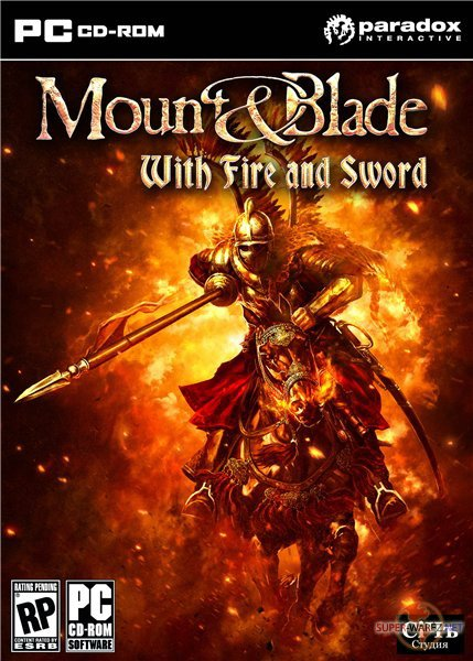 Mount and Blade: With Fire and Sword [v.1.138] (2011/RUS/ENG/RePack by WebeR)