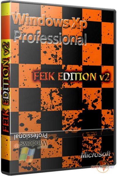 Windows XP Pro Feik Edition v2 (03.05.2011) SP3 x86 RUS