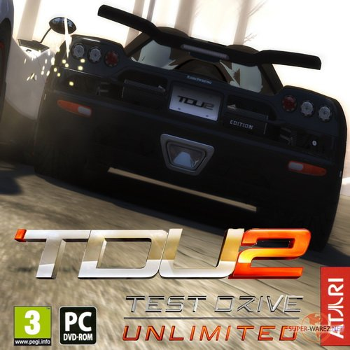 Test Drive Unlimited 2 + DLC + build 7 (2011/RUS/ENG/RePack by -Ultra-)