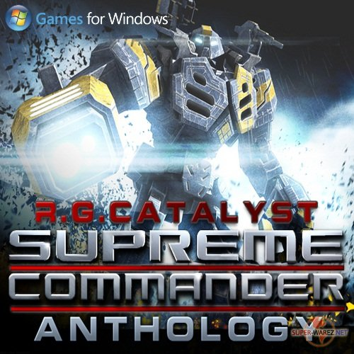 Антология Supreme Commander (2010/RUS/ENG/RePack by R.G.Catalyst)