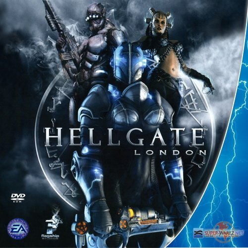 Hellgate: London (2007/RUS/MULTI8/RePack)