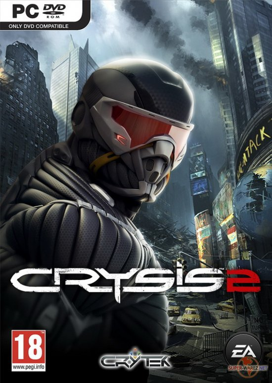 Crysis 2 v.1.2 Full + Multiplayer (2011/RUS/PC)