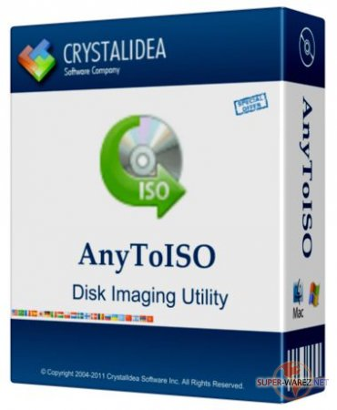 AnyToISO Converter Professional v 3.2 build 411 Portable