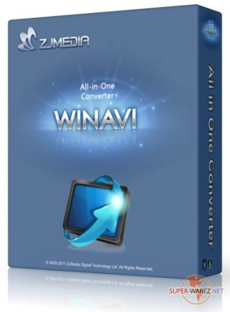 WinAVI All in One Converter v 1.6.0.4147