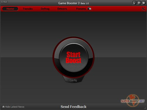 IObit Game Booster 3 Beta 1.0