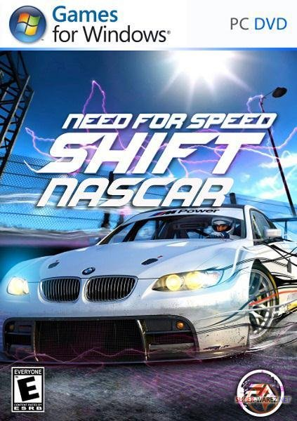 Need For Speed Shift - Nascar (2009/RUS/Repack by DemmoN)