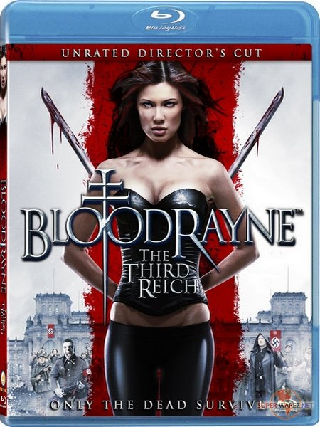 Бладрейн 3 / Bloodrayne: The Third Reich (2010) DVDRip + HDRip