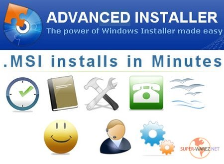Advanced Installer Enterprise 8.2 Build 35753 Russian