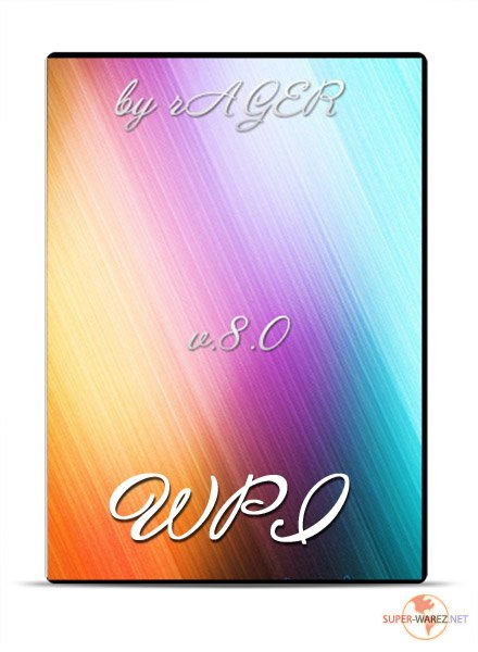 WPI by rAGER v.8.0 DVD (2011/RUS/ENG)