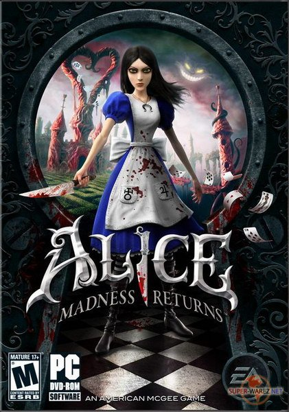 Alice: Madness Returns (2011/ENG/RUS/MULTi6/Full/RePack)