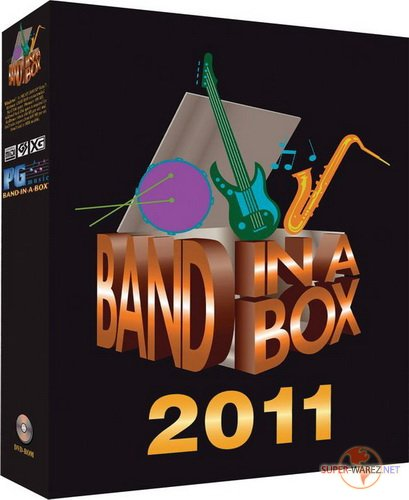 PG Music Band-in-a-Box 2011