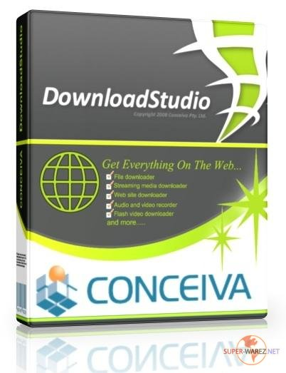 Conceiva DownloadStudio 6.0.11.0 ML/UKR/RU