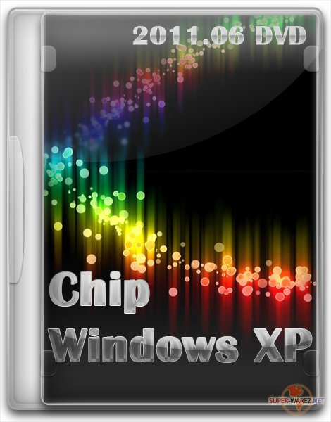 Chip Windows XP 2011.06 DVD (2011/RUS)
