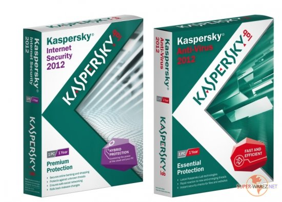Kaspersky Internet Security / Anti-Virus 2012 12.0.0.374 (a.b.c.d.e.f) Final